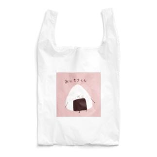 ふふののおにぎりくん Reusable Bag
