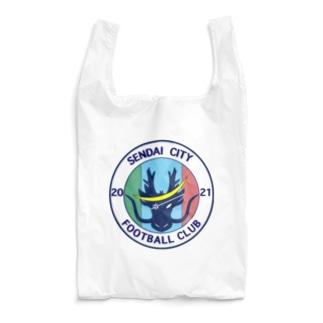 仙台シティFC オリジナルグッズ(エンブレム) Reusable Bag