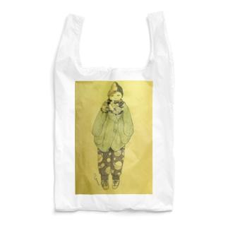 憧れ宇宙パンツ Reusable Bag