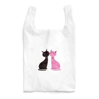 猫たち Reusable Bag