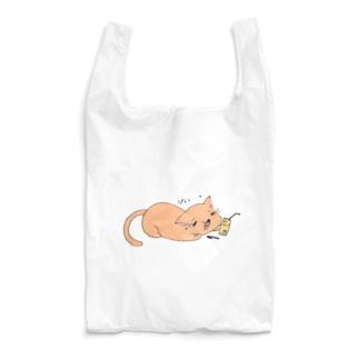 ぴぇん猫 Reusable Bag
