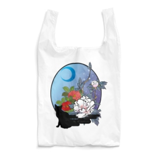 冬ーネコ Reusable Bag