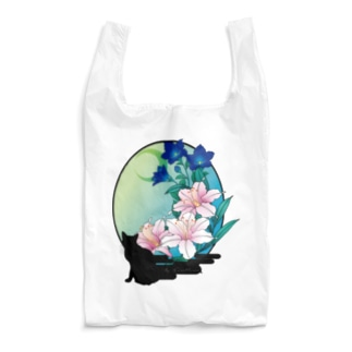 夏ーネコ Reusable Bag