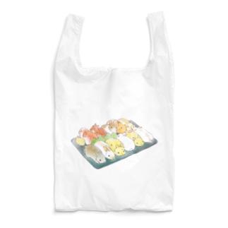 すし詰め Reusable Bag
