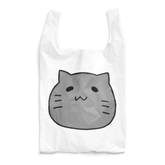 灰猫ヴィヴィ Reusable Bag