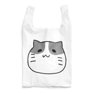 ハチワレ猫ヴィヴィ Reusable Bag