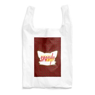 スパンキーマート(チェック) Reusable Bag