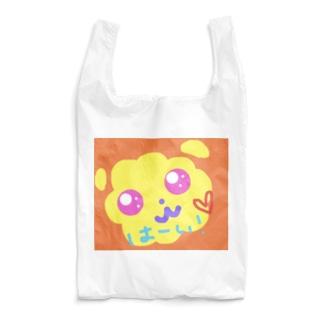 永遠にんにくガールworldのきらきらお目目なライオンちゃん🦁 Reusable Bag