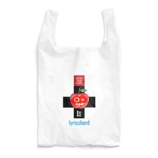 絵りんごエキスをplusせよ☆/RED Reusable Bag