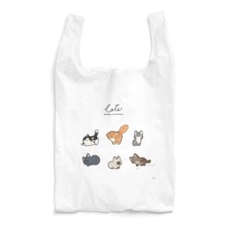 きままなけだま Reusable Bag
