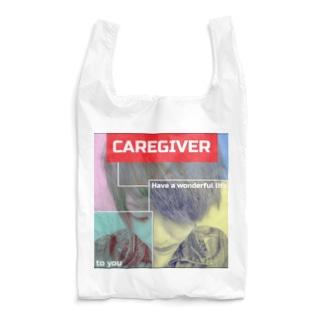 介護士まーくんシリーズ① Reusable Bag