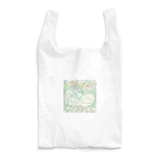 flowers. Reusable Bag