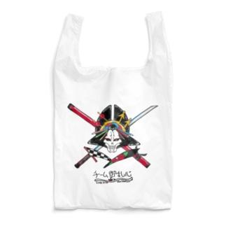 折り畳める✨御乱心エコバッグ海賊旗 Reusable Bag