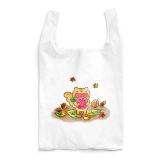 やさしいくまさん・リスくんのおやつ Reusable Bag