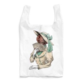 脳婦人 Reusable Bag