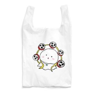 てるてる雷神 Reusable Bag