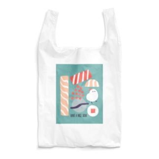 週末北欧部のHAVE A NICE SUSHI Reusable Bag