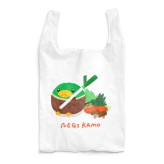 ネギかも Reusable Bag