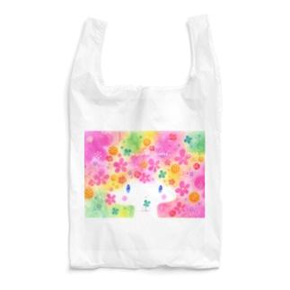 フラワー姫 Reusable Bag