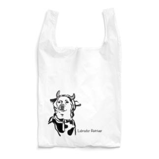 着ぐるみ犬 Reusable Bag