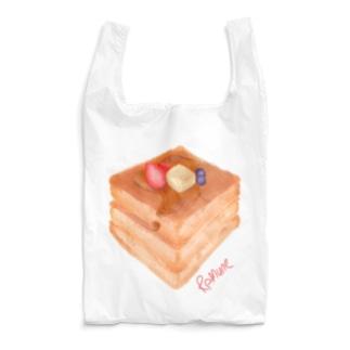 四角いパンケーキ Reusable Bag