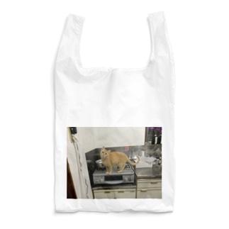 JIRO THE GINGER CAT Reusable Bag
