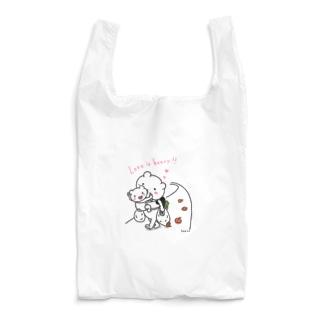 くまの買い物。 Reusable Bag