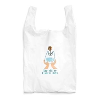 Say YES to Plastic Bags Reusable Bag