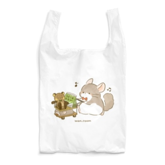 るんるんショッピング♪ Reusable Bag
