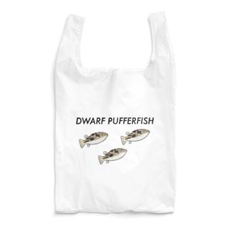 【AQUA】アベニーパファー群泳 Reusable Bag