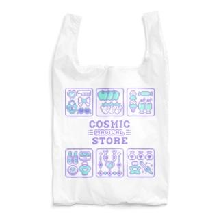 8bit♡マジカルストア ゆめのようにかわいい色(略してゆめかわ) Reusable Bag