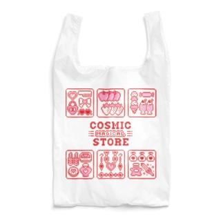 8bit♡マジカルストア いちご味 Reusable Bag