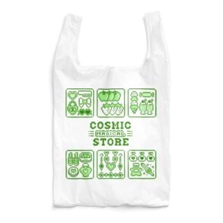8bit♡マジカルストア 抹茶味 Reusable Bag