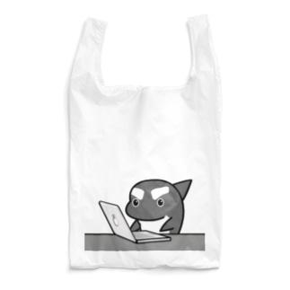 #シャチくん 仕事ちう Reusable Bag