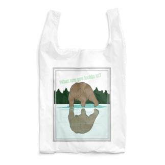 森のくま Reusable Bag