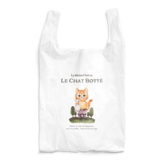 長靴をはいた猫 Reusable Bag