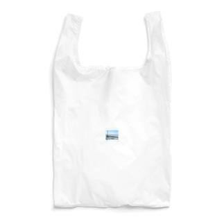海岸のひととき Reusable Bag