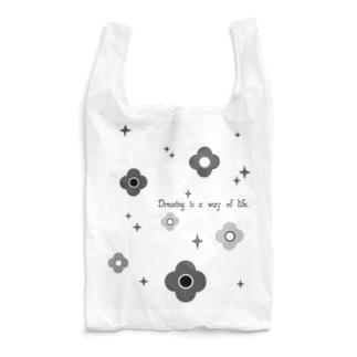 モノフラワー Reusable Bag