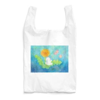 今、春が笑った Reusable Bag