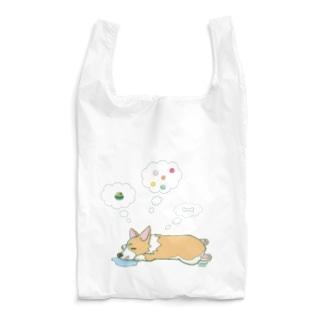 夢見るまろ エコバッグ Reusable Bag