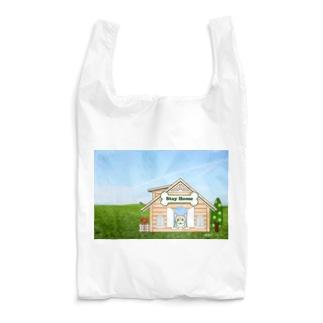 ステイホームまろ エコバッグ Reusable Bag