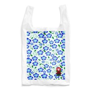 ロリア ~バラの花の妖精 青~ Reusable Bag
