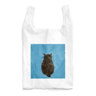 ネコの背中 Reusable Bag