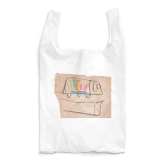 虹色電車 Reusable Bag