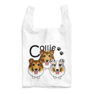 コリー ピュアセーブルとブルーマール Reusable Bag