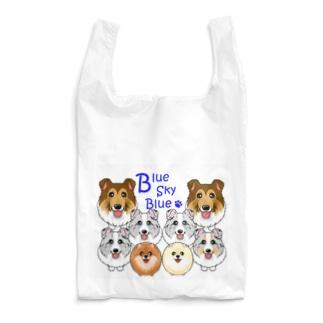 Blue Sky Blue様専用  ABCDOGS Reusable Bag