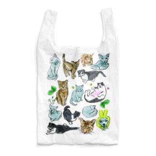 スターキャット大集合 Reusable Bag