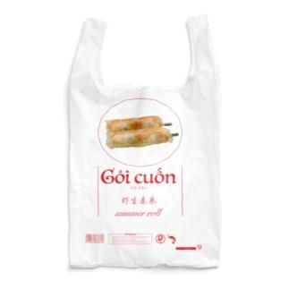 海老の生春巻き(リアルコンビニ袋ver) Reusable Bag