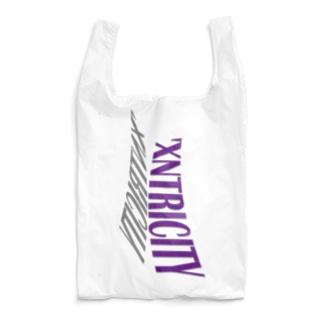 えきせんとりしてぃ-ろご(たて) Reusable Bag