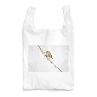 ウメジロー Reusable Bag